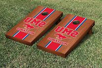 Southern Methodist University SMU Mustangs Cornhole Game Set