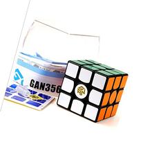 CuberSpeed Gans 356s V2 3x3 Black magic cube Ganspuzzle 356S