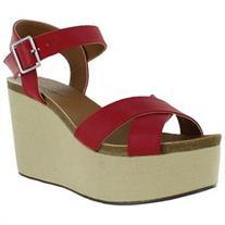Michael Antonio Women's Gansa Wedge Sandals Shoes