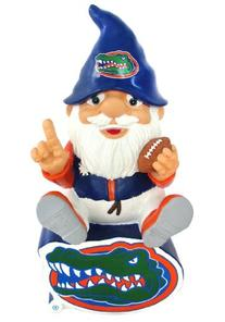 Forever Collectibles Florida Gators Garden Gnome