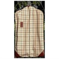 Baker Garment Carrier Original Plaid