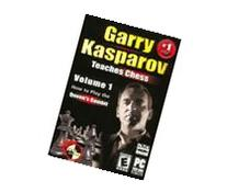 """Garry Kasparov Teaches Chess 1: How to Play the Queen""""s"""
