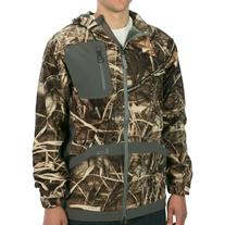 Banded Gas Soft Shell Jacket - Hooded