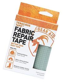 Gear Aid Tenacious Tape for Fabric Repair, Sage Green Size: