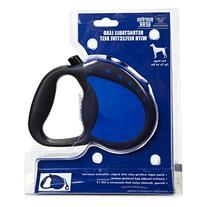 Guardian Gear Reflective Retractable Belt-Style Dog Leash,