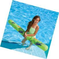 "60"" Gecko Hawaii Inflatable Swimming Pool Fun Noodle"