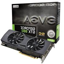 EVGA GeForce GTX 980 4GB SC GAMING ACX 2.0, 26% Cooler and