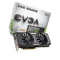 EVGA GeForce GTX 960 SuperSC ACX 2.0+ Video Card