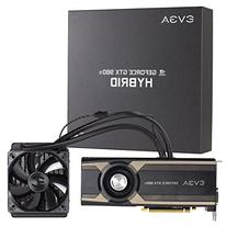 "EVGA GeForce GTX 980 Ti 6GB HYBRID GAMING, ""All in One"" No"