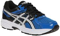 ASICS Gel Contend 3 GS Running Shoe , Electric Blue/White/