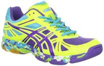 ASICS Women's GEL-Flashpoint Shoe,Flash Yellow/Prince Blue/