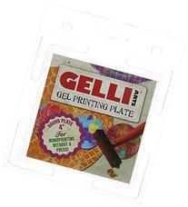 Gelli Arts Gel Printing Plate 4Inch Round