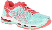 ASICS Women's Gel-Kayano® 21 Beach Glass/Silver/Pink Diva