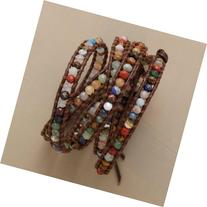 Chan Luu Gemstone 5 Wrap Bracelet Sundance Handcrafted