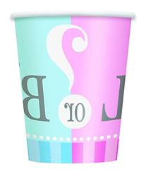 9oz Gender Reveal Party Cups, 8ct
