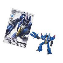 Transformers Generations Deluxe Class Thundercracker Action