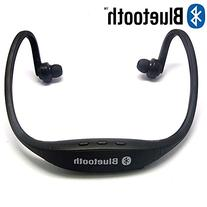 Sienoc High-Definition Sports Wireless Bluetooth Headphones