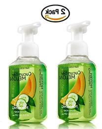 Bath & Body Works Gentle Foaming Hand Soap Cucumber Melon
