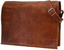 Handmadecraft Leather Satchel Shoulder Business Office Smart