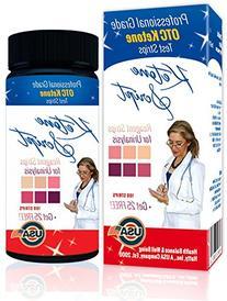 Nurse Hatty - Ketone Strips 150ct. - NEW & IMPROVED - U.S.A