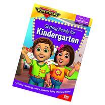 ROCK N LEARN GETTING READY FOR KINDERGARTEN DVD