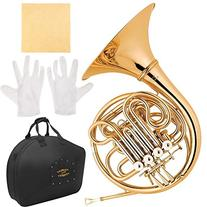 Glory GFH-42 PROFESSIONAL 4 Keys of F/Bb DOUBLE French horn