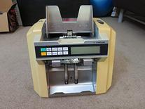 Glory GFR-100 Currency Bill Cash Discriminator Money Counter