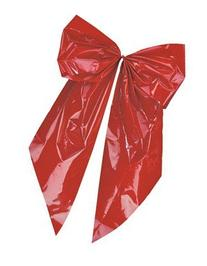 """Holiday Trims Giant Red Bow 18"""" For Indoor/Outdoor Use"""