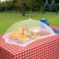 """M.V. Trading Giant Outdoor Tabletop Food Cover, 24""""  x 46"""