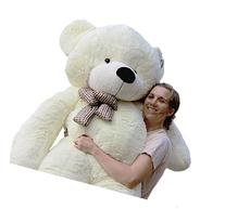 "Joyfay Giant Teddy Bear 78"" White"