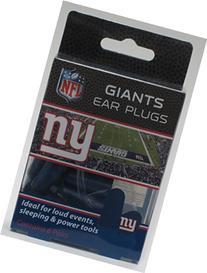Giants Earplugs 6 Pair 3 Pack