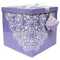 Gift Box 10x10x10 Cassandra Pop up in Seconds comes with