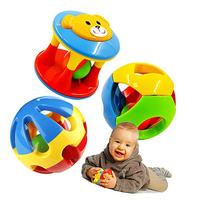 Sayhi Kid Gift Musical Instrument Colorful Plastic Rattle