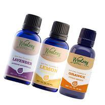 Woolzies Essential Oil Gift Set of 3 Oils, Lavender, Sweet