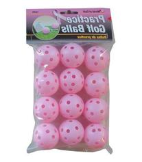 Jef World of Golf Gifts and Gallery, Inc. Practice Balls
