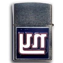 Gifts ZFL090 Large Emblem NFL Zippo- New York Giants