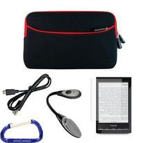 Gizmo Dorks Neoprene Zipper Sleeve , Screen Protector, USB