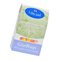 GLADRAGS DAY PAD COLOR 1PK, PK