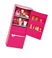 Barbie Glam Refrigerator Furniture Set