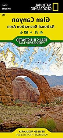 Glen Canyon National Recreation Area: Utah / Arizona, USA