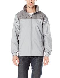 Columbia Men's Glennaker Lake Rain Jacket, Columbia Grey/