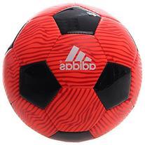 adidas Performance X Glider II Soccer Ball, Solar Yellow/