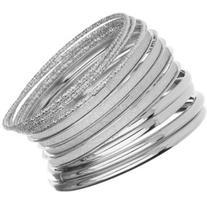 Miss Selfridge Glitter Bracelet Pack