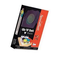 Speedball Glo 'n Dark Screen Print Kit
