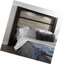 South Shore Gloria Headboard with Lights, King 78-Inch,