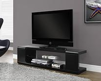 Monarch Specialties I 3536, TV Console, High Glossy with