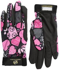 Heritage Performance Gloves, Peace and Love, Size 4