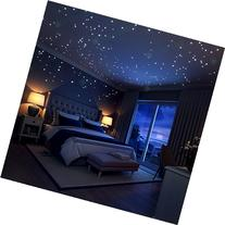Glow In The Dark Stars Wall Stickers,252 Adhesive Dots and