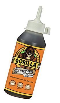 Gorilla Original Gorilla Glue, 8 oz., Brown