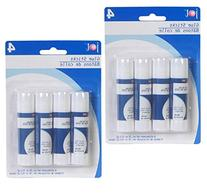 2 Pack Glue Sticks Total 8 Sticks